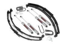 """1964-1980 Toyota Land Cruiser 4WD 4"""" Lift Kit - Rough Country 73530"""