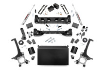 """2007-2015 Toyota Tundra 2WD/4WD 6"""" Lift Kit - Rough Country 75430"""