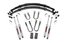 """1984-1990 Jeep Grand Wagoneer 4WD 3"""" Lift Kit - Rough Country 64030"""
