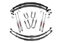 """1984-1990 Jeep Grand Wagoneer 4WD 3"""" Lift Kit - Rough Country 64530"""
