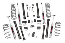 """1993-1998 Jeep Grand Cherokee 4WD 4"""" Lift Kit - Rough Country 900.2"""
