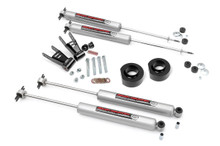 """1984-2001 Jeep Cherokee XJ 2WD/4WD 1.5"""" Lift Kit - Rough Country 68030"""