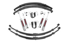 """1974-1980 International Scout II 4WD 2.5"""" Lift Kit - Rough Country 830N3"""