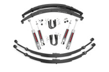 """1974-1980 International Scout II 4WD 4"""" Lift Kit - Rough Country 82530"""