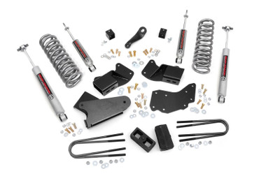 """1983-1997 Ford Ranger 4WD 4"""" Lift Kit - Rough Country 43030"""
