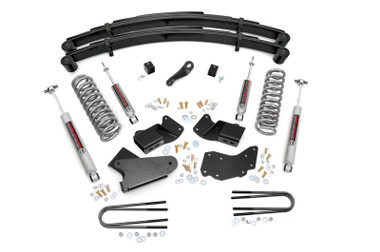 """1983-1997 Ford Ranger 4WD 4"""" Lift Kit - Rough Country 48030"""