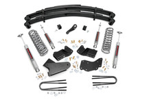 """1984-1990 Ford Bronco II 4WD 4"""" Lift Kit - Rough Country 48530"""