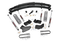 """1991-1994 Ford Explorer 4WD 4"""" Lift Kit - Rough Country 44030"""
