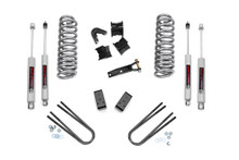 """1978-1979 Ford Bronco 4WD 4"""" Lift Kit - Rough Country 450.2"""