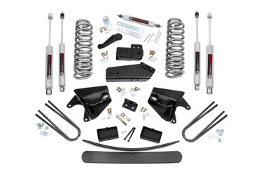 """1980-1996 Ford Bronco 4WD 6"""" Lift Kit - Rough Country 470.2"""