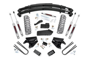 """1980-1996 Ford Bronco 4WD 6"""" Lift Kit - Rough Country 525.2"""