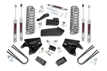 """1980-1996 Ford Bronco 4WD 4"""" Lift Kit - Rough Country 465B.20"""