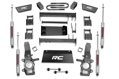 """1997-2003 Ford F-150 4WD 4"""" Lift Kit - Rough Country 477.2"""