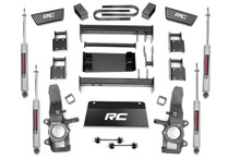 """1997-2003 Ford F-150 4WD 5"""" Lift Kit - Rough Country 476.2"""