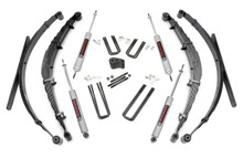 """1977-1979 Ford F-250 4WD 4"""" Lift Kit - Rough Country 505.2"""