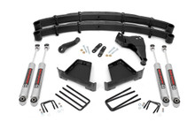 """2000-2005 Ford Excursion 4WD 5"""" Lift Kit - Rough Country 481.2"""