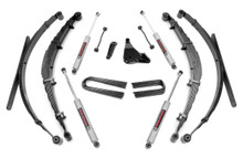 """1999-2004 Ford F-250 Super Duty 4WD 6"""" Lift Kit - Rough Country 49730"""
