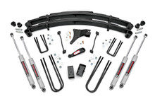 """1999-1999 Ford F-250 Super Duty 4WD 4"""" Lift Kit - Rough Country 49430"""