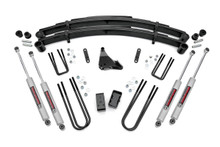 """1999-2004 Ford F-250 Super Duty 4WD 4"""" Lift Kit - Rough Country 49530"""