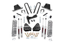 """2005-2007 Ford F-250 Super Duty 4WD 4.5"""" Lift Kit - Rough Country 479.2"""