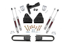 """2005-2007 Ford F-250 Super Duty 4WD 3"""" Lift Kit - Rough Country 509.2"""