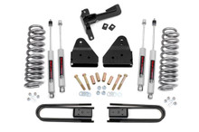 """2008-2010 Ford F-250 Super Duty 4WD 3"""" Lift Kit - Rough Country 521.2"""
