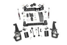 """2006-2008 Dodge Ram 1500 4WD 6"""" Lift Kit - Rough Country 32730"""