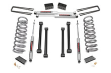 """2000-2001 Dodge Ram 1500 4WD 3"""" Lift Kit - Rough Country 370.2"""