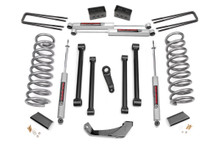 """1994-1999 Dodge Ram 1500 4WD 5"""" Lift Kit - Rough Country 371.2"""