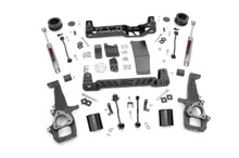 """2009-2011 Dodge Ram 1500 4WD 4"""" Lift Kit - Rough Country 32830"""
