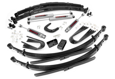 """1973-1976 Chevy C20/K20 Pickup 4WD 6"""" Lift Kit - Rough Country 12930"""