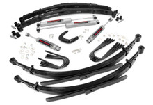 """1977-1987 Chevy C20/K20 Pickup 4WD 4"""" Lift Kit - Rough Country 25030"""