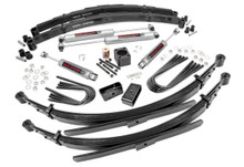 """1988-1991 Chevy C3500/K3500 Pickup 4WD 6"""" Lift Kit - Rough Country 249.2"""