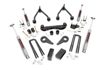 """1988-1999 Chevy C1500/K1500 Pickup 4WD 2 - 3"""" Lift Kit - Rough Country 16530"""