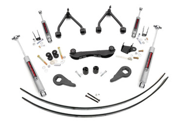 """1988-1999 Chevy C1500/K1500 Pickup 4WD 2 - 3"""" Lift Kit - Rough Country 17030"""