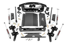 """1988-1999 Chevy C1500/K1500 Pickup 4WD 6"""" Lift Kit - Rough Country 27630"""