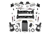 "1999-2006 Chevy Silverado 1500 4WD 4"" Lift Kit - Rough Country 25830"