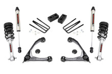 "2007-2013 Chevy Silverado 1500 2WD 3.5"" Lift Kit - Rough Country 24671"