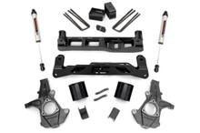 "2007-2013 Chevy Silverado 1500 2WD 5"" Lift Kit - Rough Country 26170"