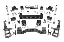 """2011-2014 Ford F-150 2WD 6"""" Lift Kit - Rough Country 57370"""