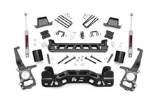 """2011-2014 Ford F-150 2WD 6"""" Lift Kit - Rough Country 57330"""