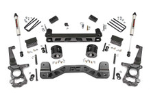"""2015-2020 Ford F-150 2WD 4"""" Lift Kit - Rough Country 55175"""