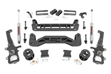 """2004-2008 Ford F-150 2WD 4"""" Lift Kit - Rough Country 52330"""