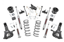 """2009-2018 Dodge Ram 1500 2WD 6"""" Lift Kit - Rough Country 30830"""