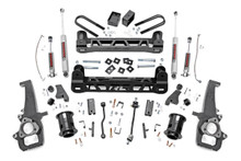"""2006-2008 Dodge Ram 1500 2WD 6"""" Lift Kit - Rough Country 32120"""
