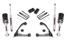 "2014-2018 Chevy Silverado 1500 2WD 3.5"" Lift Kit - Rough Country 198.23"
