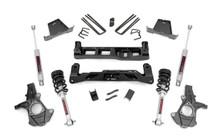 "2007-2013 Chevy Silverado 1500 2WD 7.5"" Lift Kit - Rough Country 26331"