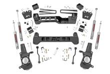 "2001-2006 Chevy Silverado 1500 HD 2WD 6"" Lift Kit - Rough Country 220N3"