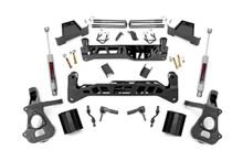 "2014-2018 Chevy Silverado 1500 2WD 7.5"" Lift Kit - Rough Country 23732"