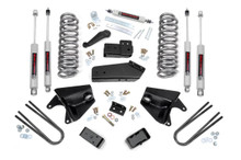 """1980-1996 Ford F-150 2WD 4"""" Lift Kit - Rough Country 46730"""